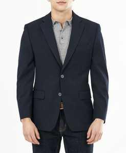 Men's Modern-Fit Stretch Solid Blazer