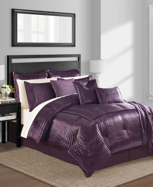 CLOSEOUT! Dalton 14-Pc. King Comforter Set