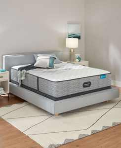 """Harmony Lux Carbon 12.5"""" Extra Firm Mattress - King"""