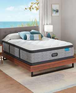 "Harmony Lux Carbon 15.75"" Medium Firm Pillow Top Mattress - California King"
