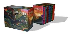 Harry Potter: Paperback Boxed Set: Books 1-7 (Other)