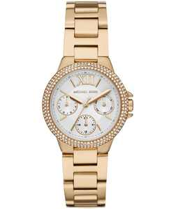 Camille Multifunction Gold-Tone Stainless Steel Watch