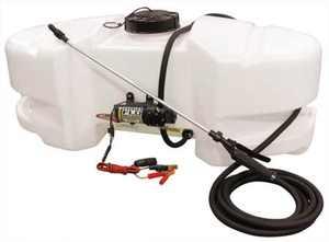 FIMCO LG-25-EC 25 gal. Economy Spot Sprayer, Polyethylene Tank, 15 ft. Hose Length