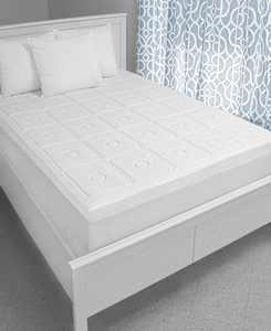 Luxury Extraordinaire 3-Inch Memory Foam King Mattress Topper