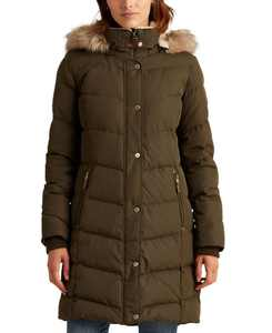 Hooded Down Coat, Created for Macy's