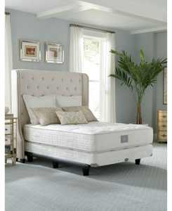 """Classic by Shifman Charlotte 14"""" Luxury Cushion Firm Mattress Set - California King, Created for Macy's"""
