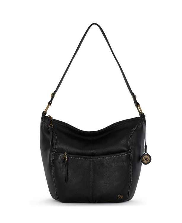 Iris Leather Hobo