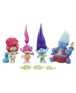 Trolls Small Doll Collection Pack