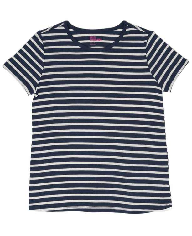 Epic Thread Big Girls Striped T-Shirt, Created for Macy's