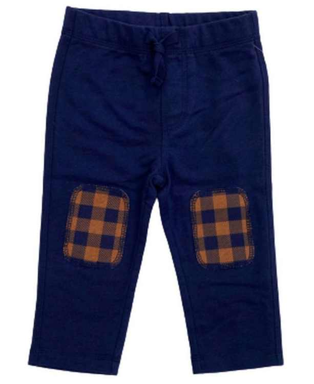 Baby Boys Buff Check Knee Pant, Created for Macy's
