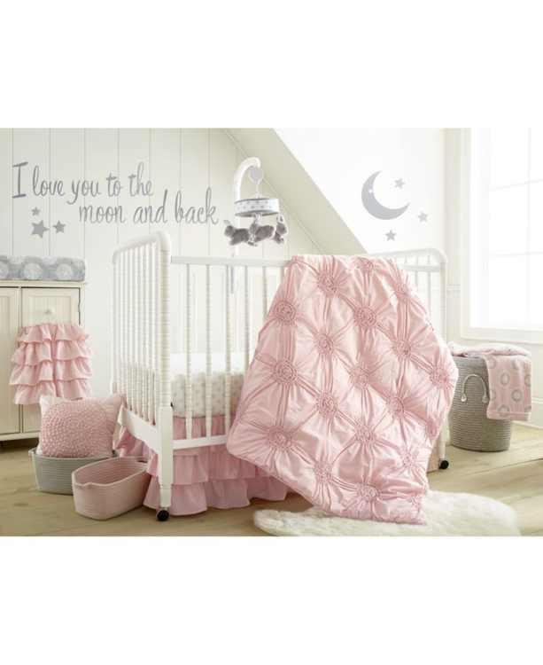 Baby Willow Crib Bedding Set of 5