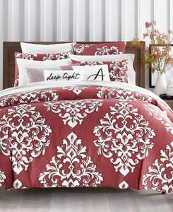LAST ACT! Outline Damask Bedding Collection, Created for Macy's