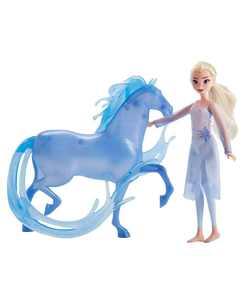 Frozen 2 Elsa & Nokk