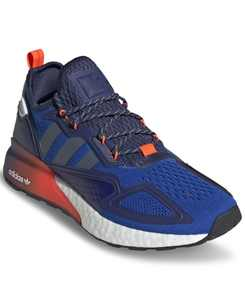 Men's ZX 2K Boost Running Sneakers from Finish Line