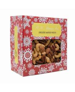 Salted Deluxe Mixed Nuts Box, 14Oz