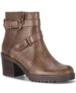 Towanda Lug Sole Booties