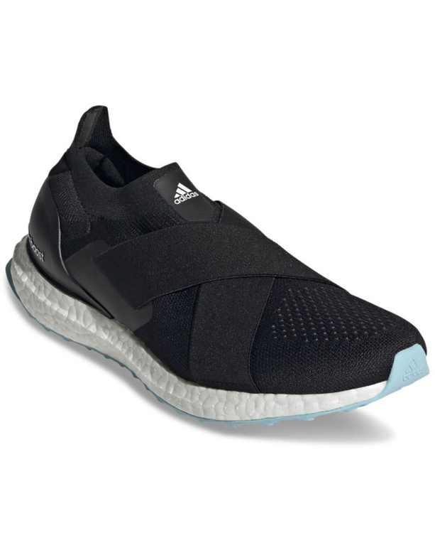 Women's UltraBOOST DNA Slip-On Primeblue Running Sneakers from Finish Line