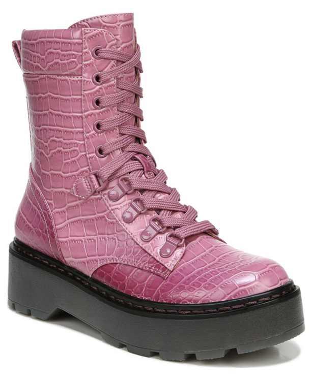 Women's Sanders Lug Sole Hiker Boots