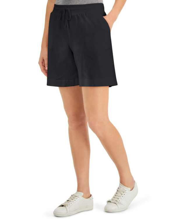 Knit Shorts, in Regular & Petite, Created for Macy's
