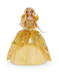 2020 Holiday BARBIE Doll