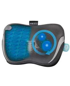Gentle Touch Gel Cordless Massager with Heat