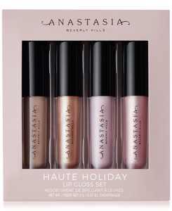 4-Pc. Haute Holiday Mini Lip Gloss Set