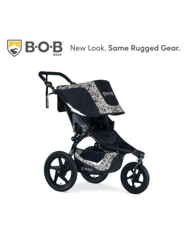 Gear Infant Revolution Flex 3.0 Jogging Stroller