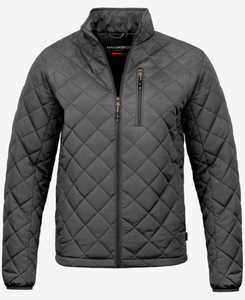 Men's Diamond Quilted Jacket, Created for Macy's