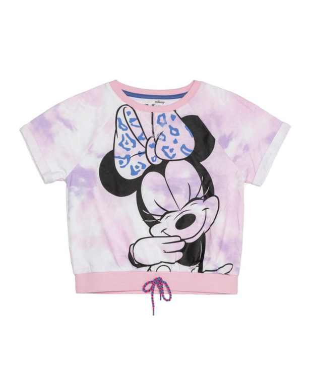 Big Girls Minnie Mouse Top
