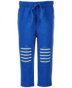 Baby Boys Knee-Patch Leggings, Created for Macy's