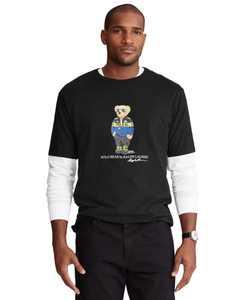Men's Classic-Fit Polo Bear T-Shirt