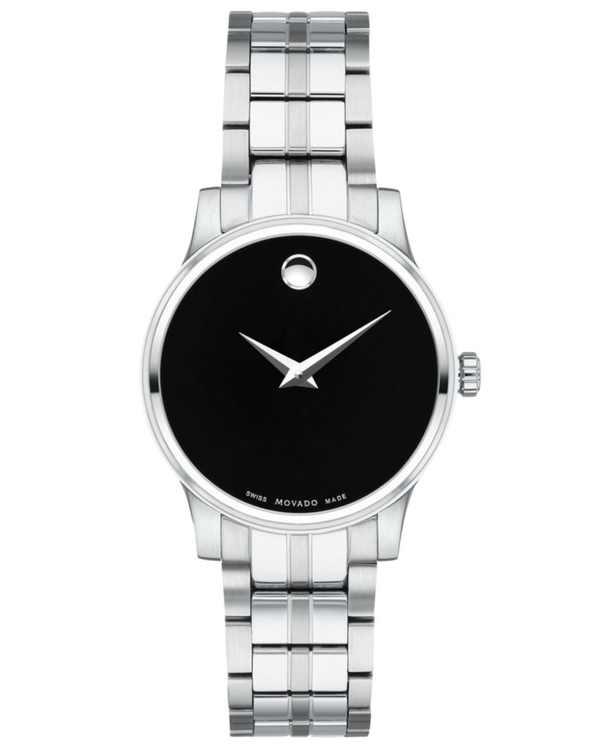 Women's Swiss Stainless Steel Bracelet Watch 28mm