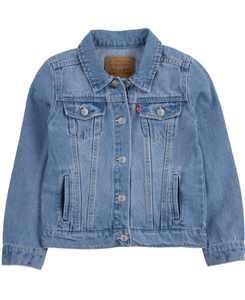 Girl Trucker Jacket