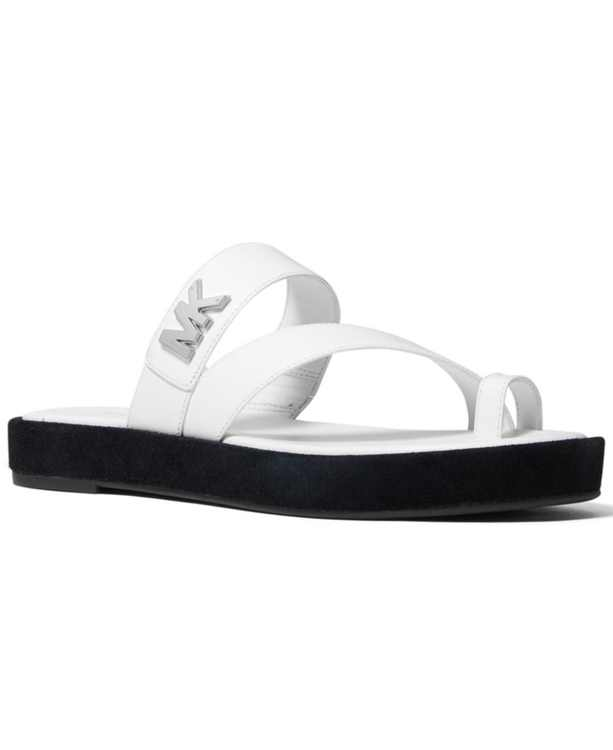 Sidney Toe-Thong Flat Sandals