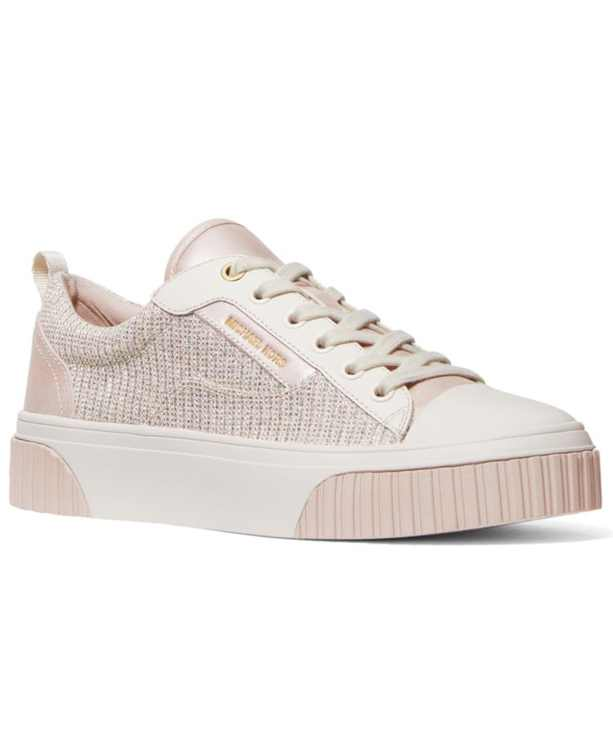 Oscar Lace-Up Sneakers
