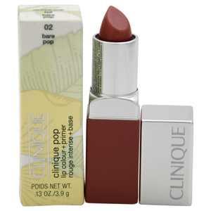Clinique Pop Lip Colour + Primer - # 02 Bare Pop by Clinique for Women - 0.13 oz Lipstick