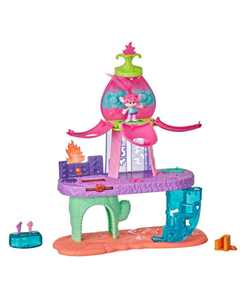 DreamWorks Trolls World Tour Poppy's Stage Playset