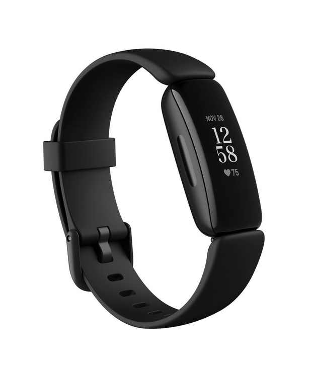 Inspire 2 Black Strap Smart Watch 19.5mm