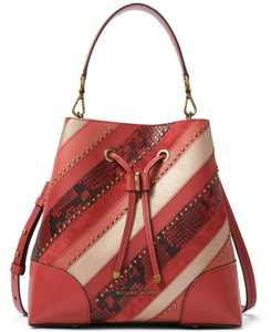 Mercer Gallery Medium Leather Convertible Bucket Bag