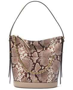 Reese Leather Shoulder Bag