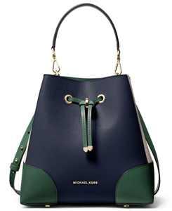 Mercer Gallery Medium Leather Bucket Bag
