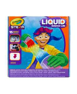 Liquid Science Kit for Kids, Water Experiments, Educational Toy, Gift for Kids, 7, 8, 9,10