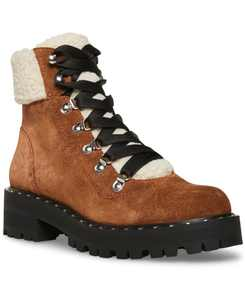 Women's Receptive Lace-Up Hiker Booties