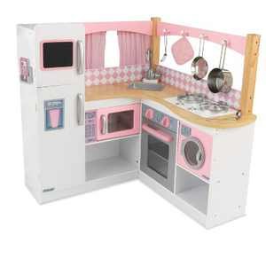 KidKraft Grand Gourmet Corner Kitchen 4pc