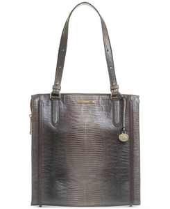Large Caroline Leather Tote