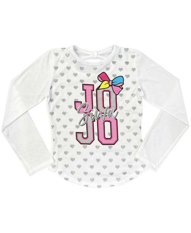 Little Girls JoJo Tee
