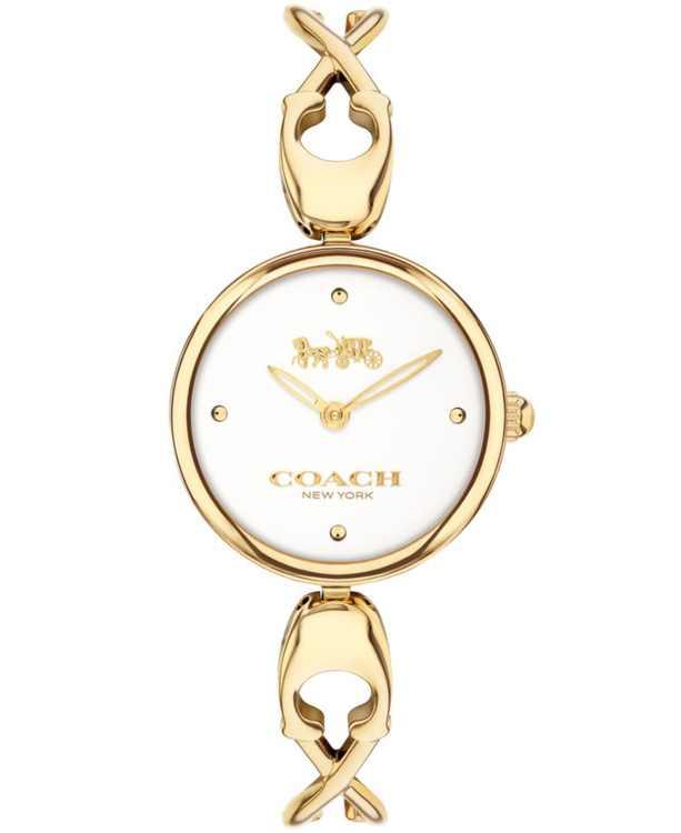 Women's Carrol Gold-Tone Bracelet Watch 26mm