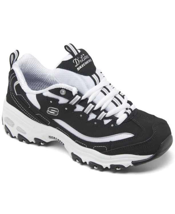 Women's DLits - Biggest Fan Wide Width Walking Sneakers from Finish Line