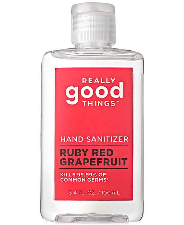 Ruby Red Grapefruit Hand Sanitizer, 3.4-oz.