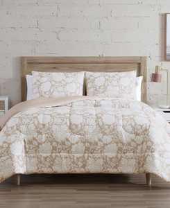 CLOSEOUT! Orena 3-Pc. Reversible Full/Queen Comforter Set